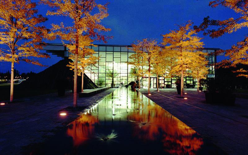 Biosphäre Potsdam leisureworkgroup Ausstellung Szenografie
