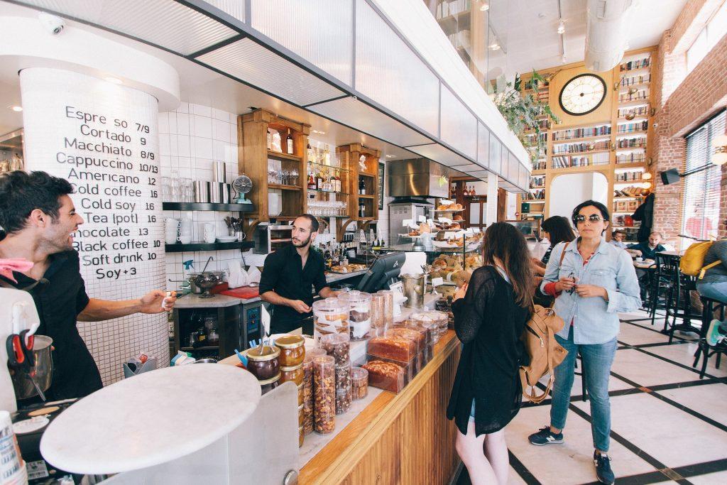 Restaurant Betrieb Management leisureworkgroup