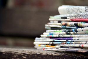 Zeitungen PR Maketing leisureworkgroup