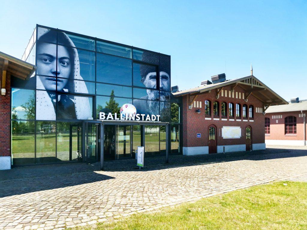 Auswanderermuseum BallinStadt Szenografie Konzeption leisureworkgroup Ausstellung