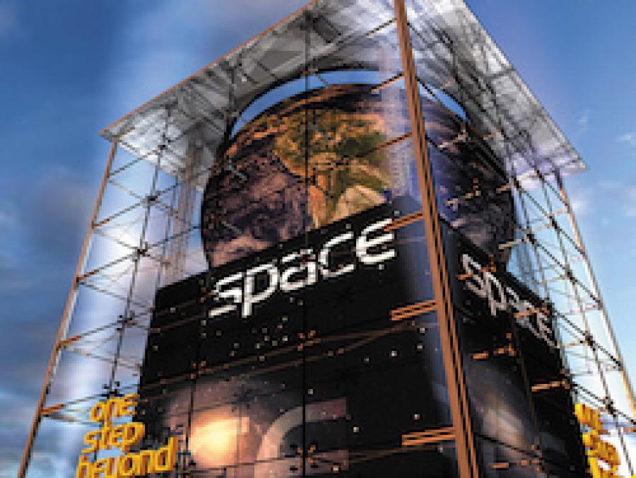 Space - Final Frontier Planungsauftrag Leisureworkgroup